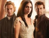Toby Regbo, Adelaide Kane and Torrance Coombs