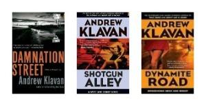 Andrew Klavan Trilogy