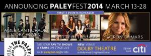 Paley Fest 2014