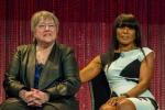 Kathy and Angela