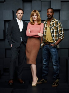 DITCH DAVEY, KELLY REILLY, DAVID AJALA