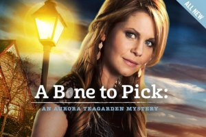 Aurora Teagarden A Bone to Pick