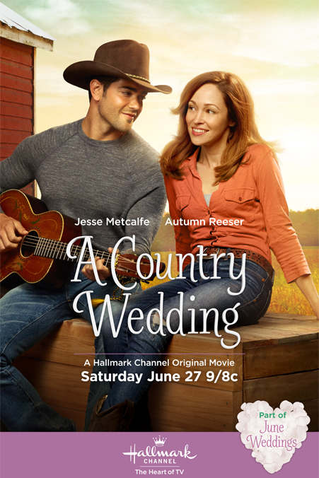 The Hallmark Channel Movie A Country Wedding Will Debut On June 27 At