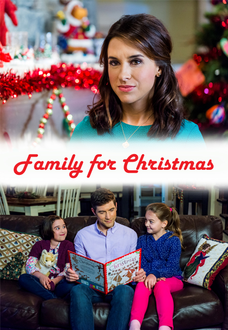The original Hallmark Channel movie Family for Christmas will debut on ...