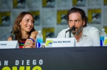 Bree Turner and Silas Weir Mitchell