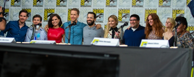 Cast and EP's of Once Upon a Time