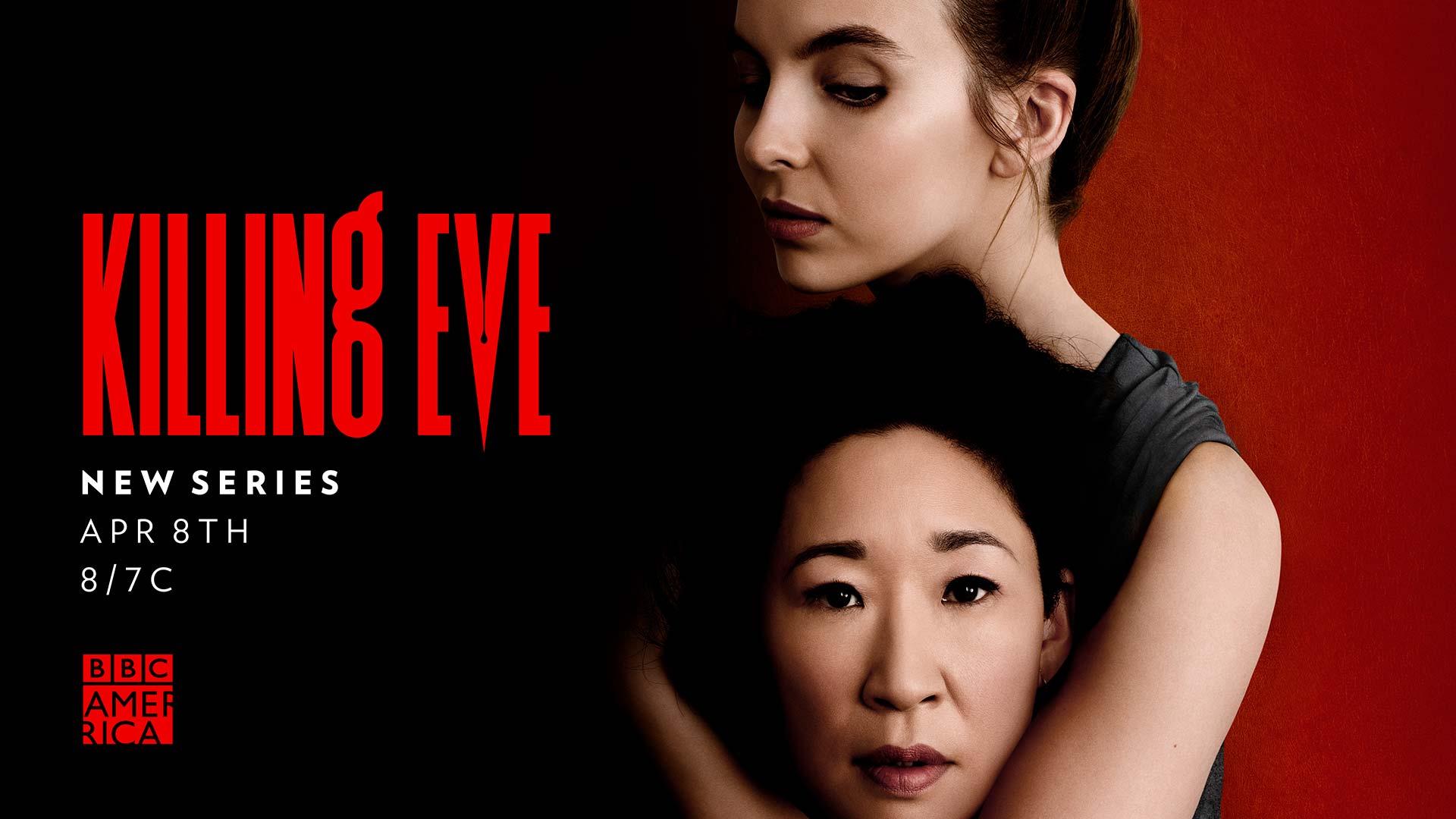 New Show Introduction Killing Eve Rueben S Ramblings